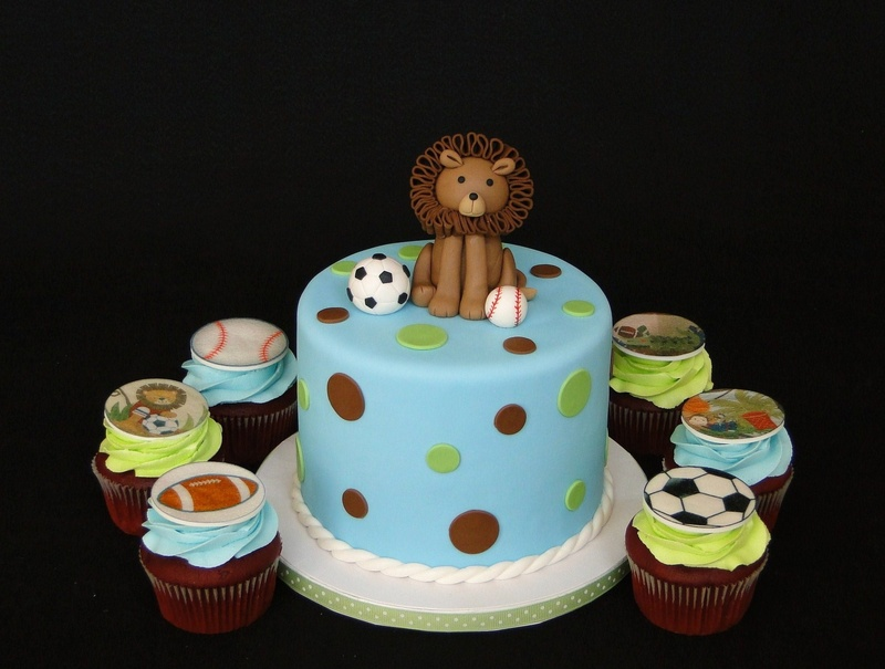 Baby Shower Cakes By Elisa